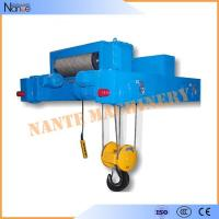 China Petrochemical Mining Oil Electric Wire Rope Hoist 3P 380V Plywood Packing on sale