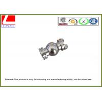 Medical Equipment Use High Precision Stainless Steel Machined Parts Manufactures