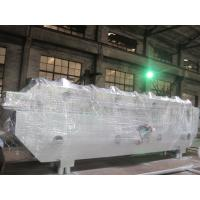 Washing Powder Continuous Fluid Bed Dryer Machine 50 - 2500kg/H Water Evaporation Manufactures