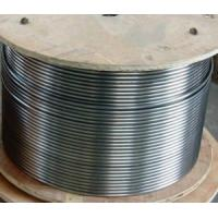Bright Annealed Cold Drawn Coiled Steel Tubing ASME SB704 Nickel Alloy N08825 Manufactures