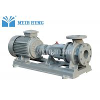 Horizontal Electric Centrifugal Water Pump Classic For Chiller Fire And Irrigation Manufactures