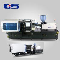100 Ton Horizontal Plastic Injection Molding Machine With Variable Pump Manufactures
