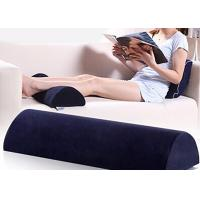 Multifunctional Foam Foot Rest Pillow Pain Relief Cushion Half Cylinder Shape Manufactures