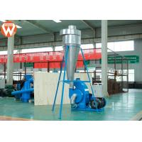 China Mill Animal Feed Crusher 500KG/H Small Farm Feed Hammer Inlet 280*250 MM on sale