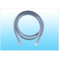 Stainless Steel 2m PVC Shower Hose Black Colour For Bath Room Manufactures