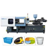 Toys Making Variable Pump Injection Molding Machine For Plastic Products Manufactures