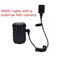 External Mini Wifi Body Camera 2 Inch LCD 5 Mega Pixel Body Worn Surveillance Cameras Manufactures