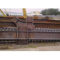 Commercial Building Structural Steel Beams Weld Q235b / Q345b Heavy Type Manufactures