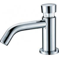 China 3 To 5 Seconds Exit - Factory Setting Self Closing Basin Taps HN-7H04 on sale