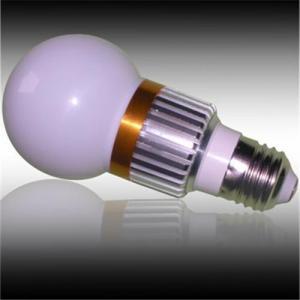 Led Bulb Lamp 3W E27 Manufactures