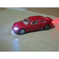 China 1:100 scale LIGHT cars for scale model train on sale