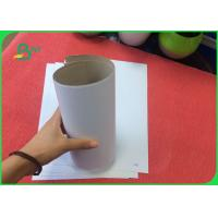 Grade A Offset Printing Paper 200 - 450g Coated Duplex Board In Roll Manufactures
