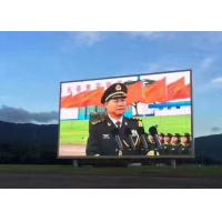 Fixed Led Video Displays , P8 Smd3535 Outdoor Full Color Led Display Video Wall Manufactures