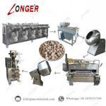 Peanut Roasting and coating product line|Peanut Sugar Coating Machine Line|Industrial Roasting  and Coating Machine Manufactures