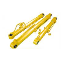 China Double acting single-rod piston excavator hydraulic cylinder for mechanical engineering on sale