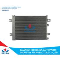 Direct-flow Renault Condenser for Logan (07-) with OEM 921007794R Manufactures