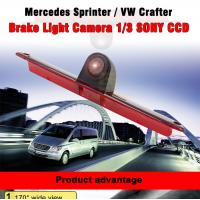 China Brake Light Car Rearview Camera System With 1/3 SONY CCD Chips / 170 Degree on sale