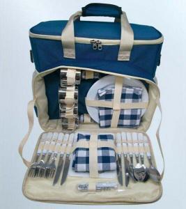4 person outdoor cooler backpack, cooler tote bag, picnic bag