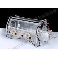 Isolator Lab Glove Box Laboratory Equipment With Vacuum For Electronic Materials Manufactures