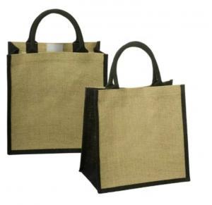 Premium Jute Promotional Shopping Bags Plain Hessian Burlap Custom Beach Bags Manufactures
