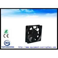 Quality 120 × 120 × 32mm Equipment Cooling Fan / 12V Radiator Fan For Fridge / Air Condition for sale
