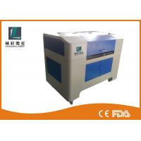 Fully Automatic 100 Watt CO2 Laser Engraving Cutting Machine Durable With Water Chiller Manufactures