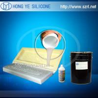 China RTV molding silicone rubber for plaster products on sale