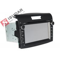 Back Camera DVR Input 7 Touch Screen Car Audio Video System For Honda CRV 2012 Manufactures