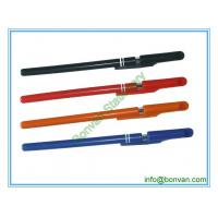 China plastic ball pen with cap,advertising cap pen on sale