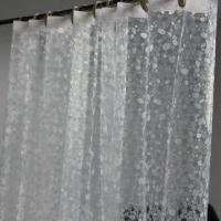 EVA/PEVA 3D Shower Curtain, Various Designs and Colors are Available Manufactures