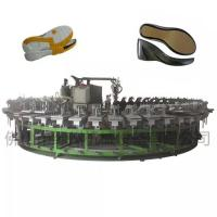 Desma type pu footwear leather sandals and slippers making machine Manufactures