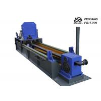 Galvanized Steel Welded Tube Roll Forming Machine , Round / Square Pipe Making Machine Manufactures