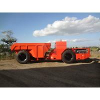 Rigid Robust Underground Mining Trucks Highly Reliable 10T Capacity Manufactures