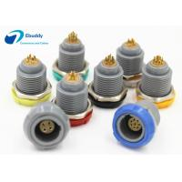 Lemo plastic circular Connector  Redel PAG PKG 2-14pin medical male and female connectors Manufactures