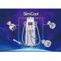 Multi Functional Fat Freeze Cryolipolysis Treatment Machine With Touch Screen Manufactures