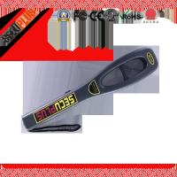 China Security check Portable Metal Detectors SPM-2009 Hand Held Metal Detector on sale