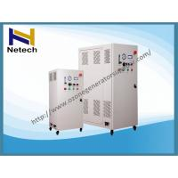 China Water Cooled Water Ozone Generator With Enamel Ozone Tube For Bottle Water Plants on sale