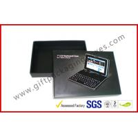 Full Color Printing Laptop Cardboard Box Packaging With Ivory Card Materials Manufactures