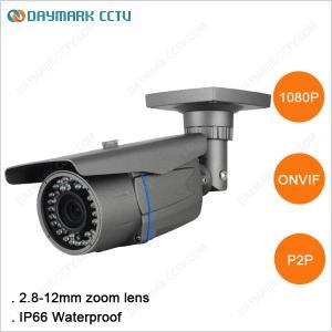 China Varifocal HD Internet Surveillance Camera POE Free CMS on sale