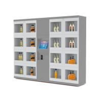 Non - Refrigerate Electronic Vending Lockers For Self Service Shopping Manufactures