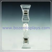 China Clear Plastic POP Rotating Sign Clip - Double-sided Grips on sale