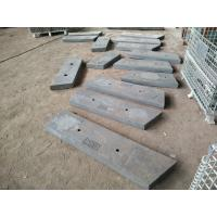 High Cr Wear-Resistant Castings Iron Chute Lining For Grinding Mill Manufactures