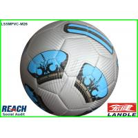 China Standard Size Colored Soccer Ball 32 Panel Football with Matt Surface on sale