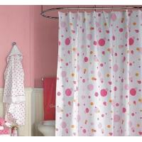 Polyester print shower curtain Manufactures