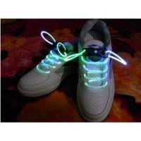 2012 Latest Super Cool Fashion Party LED Flash Shoelace Manufactures