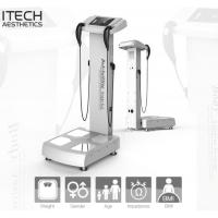 Full Body Analyzer For Fitness GS6.5B Human Body Composition Analyser Professional Body Fat Analyzer Manufactures