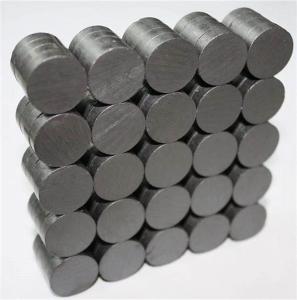 China Hot sale sinterted block ferrite magnet on sale