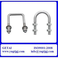 China Grade 10.9 M20 U Bolt with Nut and Washer on sale