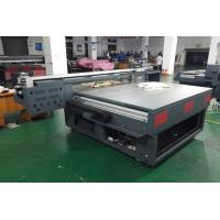 Glass Flatbed Uv Printer , Inkjet Flatbed Printing Machine Stable Operation Manufactures