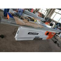 CNC Industrial Woodworking Precision Sliding Table Panel Saw 5.5kw Main Motor Power Manufactures